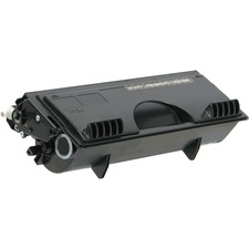 V7 Remanufactured Toner Cartridge - Alternative for Brother (TN430) - Black
