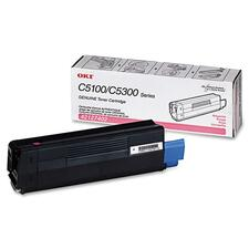 OKI 42127402 Oki Data C5100 Toner Cartridge OKI42127402