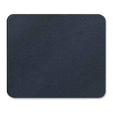 """DAC Positive Traction Mouse Pad - 0.23"""" (5.94 mm) x 10"""" (254 mm) x 8.75"""" (222.25 mm) Dimension - Black - 1 Pack"""
