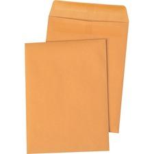 SPR 38526 Sparco Kraft Self-sealing Catalog Envelopes SPR38526