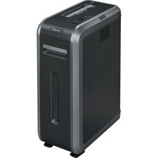 FEL3312501 - Fellowes Powershred® 125Ci 100% Jam Proof Cross-Cut Shredder