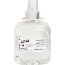 GJO 10496 Genuine Joe Green Certified Foam Soap Refill GJO10496