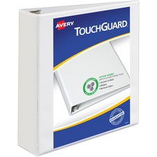 AVE17143 - Avery&reg TouchGuard Protection Slant D-ring Heavy-duty View Binder