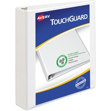 AVE17142 - Avery&reg TouchGuard Protection Slant D-ring Heavy-duty View Binder