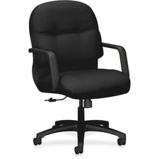 HON 2092NT10T HON Pillow-Soft 2090 Managerial Mid-back Chair HON2092NT10T