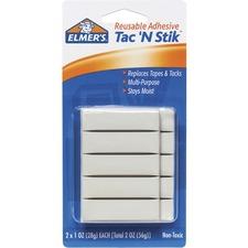 EPI 98620 Elmer's Tac 'N Stik Reusable Adhesive Putty EPI98620