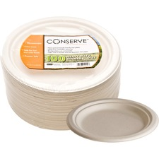 "Conserve Heavy-duty 9"" Dinner Plate"