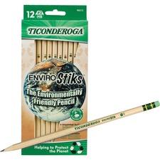 DIX 96212 Dixon Ticonderoga EnviroStiks Pencils DIX96212