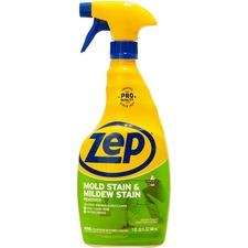 ZPE ZUMILDEW32 Zep Inc. No-Scrub Mold & Mildew Stain Remover  ZPEZUMILDEW32