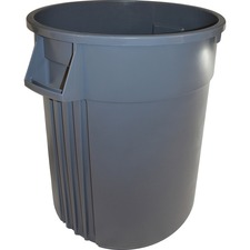 GJO60463 - Genuine Joe Heavy-duty Trash Container