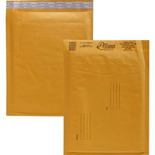 ALL10804 - Alliance Rubber Kraft Bubble Mailers