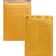 ALL10806 - Alliance Rubber Kraft Bubble Mailers