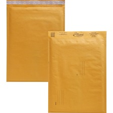 ALL10807 - Alliance Rubber Kraft Bubble Mailers
