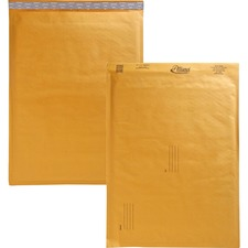 ALL10809 - Alliance Rubber Kraft Bubble Mailers