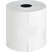 SPR 25345 Sparco Single-ply White Thermal Print Paper Rolls SPR25345