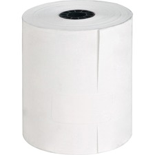 SPR 25346 Sparco Single-ply White Thermal Print Paper Rolls SPR25346