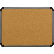 ICE 35047 Iceberg Contemporary Lightweight Cork Board ICE35047