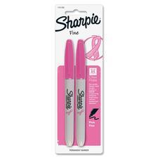SAN 1741763 Sanford Sharpie Fine Pink Ribbon COH Markers SAN1741763