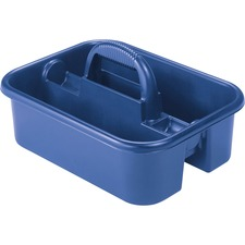 AKM 09185BLUE Akro-Mils Handheld Tote Caddy AKM09185BLUE