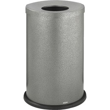 SAF 9677NC Safco Open Top Speckled Waste Receptacle SAF9677NC