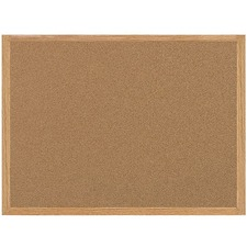 BVC SB0420001233 Bi-silque Recycled Cork Bulletin Boards BVCSB0420001233