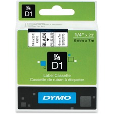 DYM 43610 Dymo D1 Electronic Tape Cartridge DYM43610