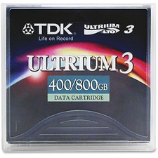 TDK LTO Ultrium 3 Data Cartridge