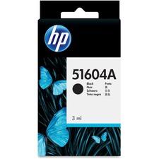 HP 51604A (51604A) Original Ink Cartridge - Single Pack - Inkjet - 500000 Characters - Black - 1 Each