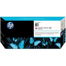 HEW C4955A HP 81 DesignJet Dye Printhead/Cleaner HEWC4955A