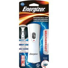 Energizer Weather Ready Compact Rechargeable Light - White