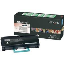 Lexmark Original Toner Cartridge - Laser - 9000 Pages - Black - 1 Each
