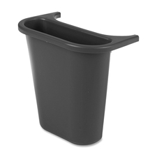RCP 295073 Rubbermaid Comm. Saddlebasket Recycling Side Bin RCP295073