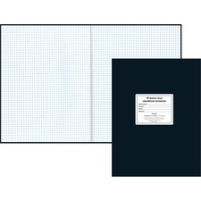 RED 43591 Rediform Quad Ruled Laboratory Notebook RED43591