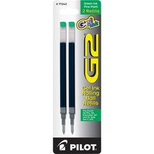 PIL 77243 Pilot G2 Premium Gel Ink Pen Refills PIL77243