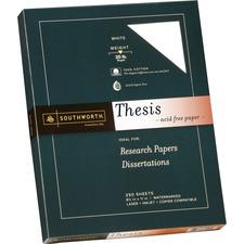 SOU 3512010 Southworth Exceptional Thesis Paper SOU3512010