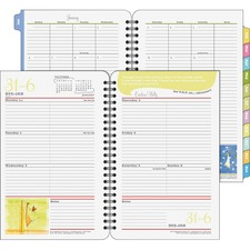FDP 35928 Franklin Her Point Of View Weekly Planner FDP35928