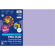 PAC 103050 Pacon Tru-Ray Heavyweight Construction Paper PAC103050