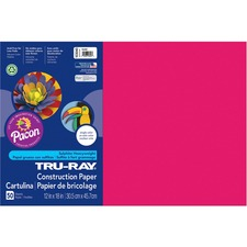 PAC 103040 Pacon Tru-Ray Heavyweight Construction Paper PAC103040