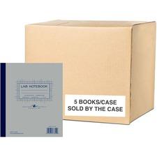 ROA 77644 Roaring Spring Edison Quad Ruled Lab Notebook ROA77644