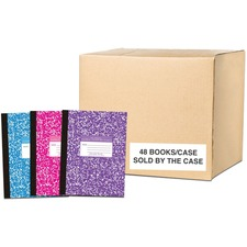 ROA 77480 Roaring Spring College Ruled 80-sheet Comp Book ROA77480