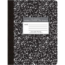 ROA 77264 Roaring Spring 100-sheet College Ruled Comp. Book ROA77264