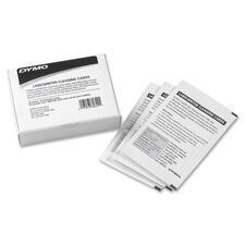 Dymo LabelWriter Cleaning Card - For Printer Head - 10 / Box