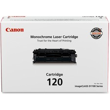 Canon No. 120 Original Toner Cartridge - Laser - 5000 Pages - Black - 1 Each