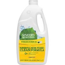 SEV 22171 Seventh Gen. Natural Dishwasher Detergent Gel SEV22171