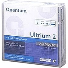 Quantum LTO Ultrium 2 Data Cartridge