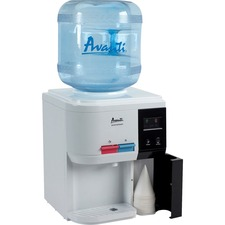 AVA WD31EC Avanti Table Top Thermoelectric Water Cooler AVAWD31EC