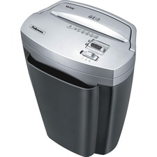FEL 3103201 Fellowes Powershred W-11C Cross-Cut Shredder FEL3103201
