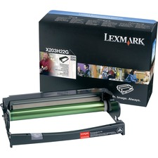 LEX X203H22G Lexmark X203H22G Photoconductor Kit LEXX203H22G