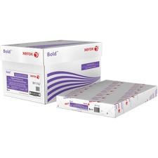 XER 3R11762 Xerox Bold Digital 28lb Printing Paper XER3R11762