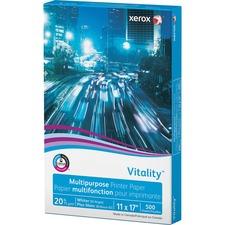 XER 3R03761 Xerox Vitality Multipurpose Printer Paper XER3R03761